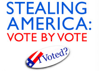 Film: Stealing America, vote by vote