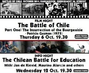 The Chilean Battle for Education